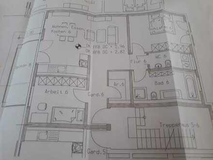 Neuwertige 3-Zimmer-Wohnung mit Balkon Kirchheim/Weinstraße