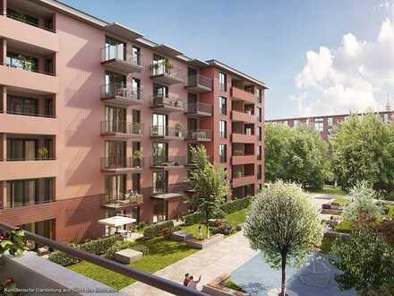 ***Ideal geschnittene 4-Zimmer-Wohnung mit sonnigem Südbalkon und großzügiger Raumaufteilung