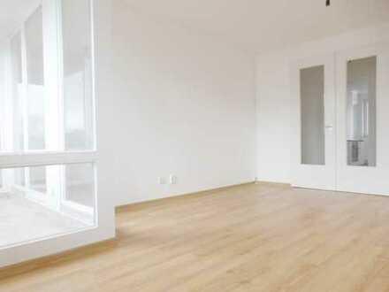 **WBS** gut geschnittene 3-Zimmerwohnung mit Balkon und EBK im grünen Teltow