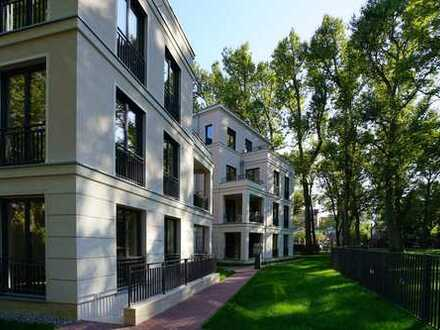Stilvolle 3-Zimmer-Stadtwohnung in luxuriösem Ambiente, high-end Küche, Bj. 2017, provisionsfrei