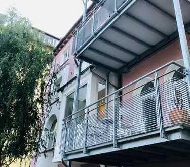 Stilvolles Mehrfamilienhaus im Stuttgarter-Westen