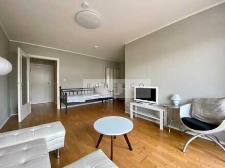 Freundliches Apartment mit West-Balkon