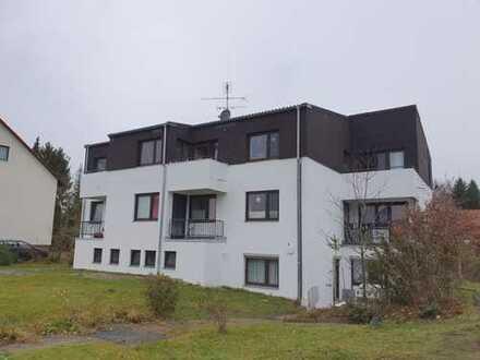 Vollständig renovierte 2-Zimmer-Wohnung mit Balkon und EBK in Lachendorf