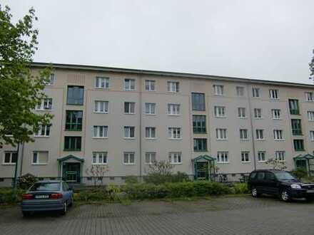 2-Raumwohnung mit Balkon im Grünen