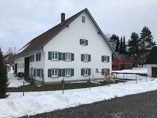 Gemütliches Bauernhaus zur Miete in Bad Waldsee - Haisterkirch