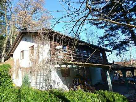 Freistehendes Haus auf ca. 900 m² Grundstück in Andechs
