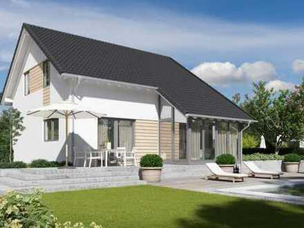 Schlüsselfertiger Neubau in Waldrandlage Netphen-Salchendorf
