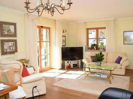 Sonnige 4-Zimmerwohnung mit großzügigem Südbalkon in Bad Wiessee