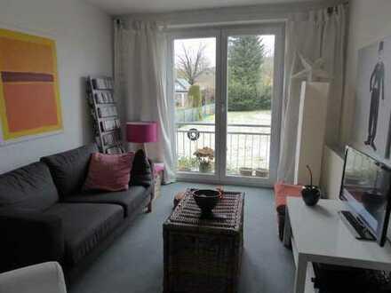 Schöne 2-Zimmer-EG-Wohnung im Bieleferder-Westen (Schloßhofstraße)