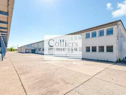Produktions- und Gewerbeflächen ab 500 m²