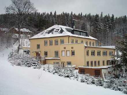 Komplett ausgebautes Hotel mit Gaststätte in sehr schöner Lage des Erzgebirges in Bärenstein