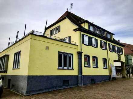 Altehrwürdige Gaststätte/Gewerbeimmobilie im Herzen von Bad Rappenau