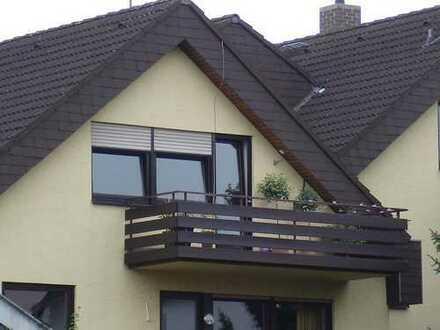 Gemütliche Dachgeschoss Wohnung in sehr guter Lage