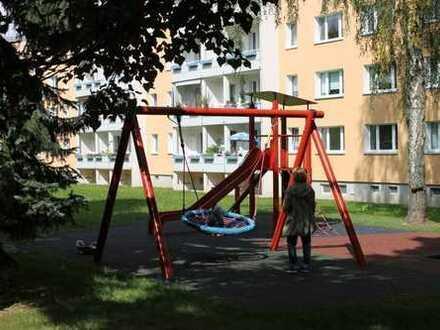Familienwohnung mit Parkambiente und Spielplätzen ganz in der Nähe