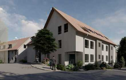 ETW 13 * KFW 40 Plus * Tolle 2-Zi.-DG-Wohnung mit Balkon - und 15000 Euro Zuschuss vom Staat!