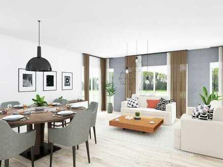 Lebensstil in Hockenheim - Neubau-Moderne Drei-Zimmer-Wohnung mit Balkon