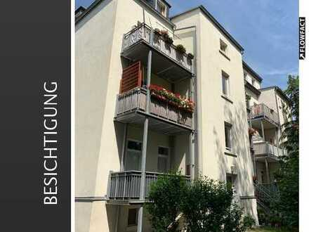 Attraktive Dachgeschosswohnung als Kapitalanlage in Knautkleeberg