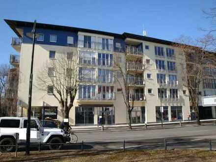 Ideal für Büro oder Praxis mit Blick z. See, 3 Min. vom Bahnhof, Hauptstraßé von Erkner