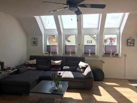 Gepflegte 3-Raum-Wohnung mit Balkon in Birkenheide