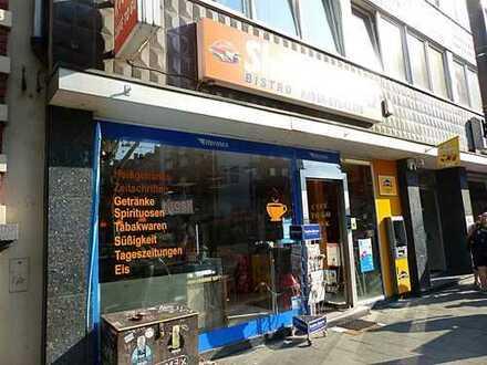 Kiosk in guter zentraler Lage Köln mit Hermes Shop