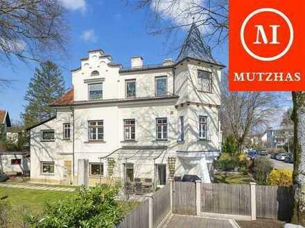 MUTZHAS - Denkmalgeschützte Villa in Bestlage