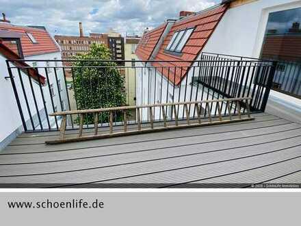 ERSTBEZUG im modernen DG! *private Dachterrasse*