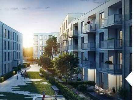 So schön kann wohnen sein: Moderne 3 Zimmerwohnung in Buchheim