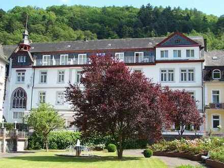 Gepflegtes, historisches Hotelanwesen mit eigenem Wellness-Bereich im Herzen von Bad Bertrich