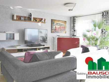 *Moderne Wohnung mit Garage in der Kernstadt*