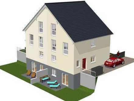 NEUBAU - ERSTBEZUG Energieeffiziente Doppelhaushälfte, bezugsfertig