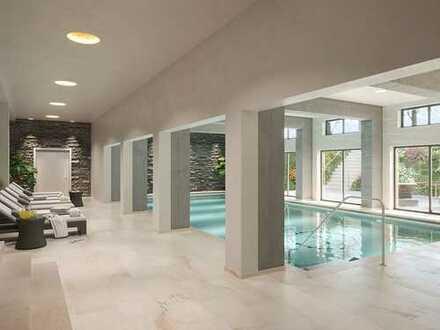 Toll geschnittene 2-Zimmer-Wohnung mit Zugang zum Wellness & Spa Bereich mit Schwimmbad