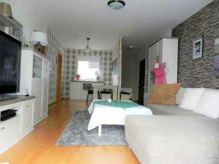 Renovierte 2 Zimmer Wohnung im 1.OG mit Balkon in ruhiger Lage von Essen-Überruhr