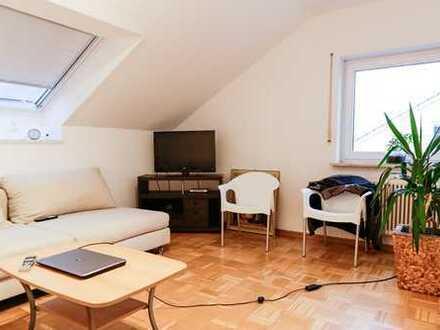 Kapitalanlage mit Ausblick - 3-Zimmer-Dachgeschosswohnung