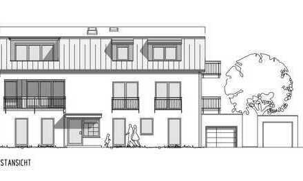 3-Zi-Dachterrassen -Wohnung, bevorzugte Lage zwischenOlympia Park und Lerchenaue See