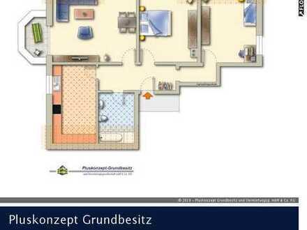 3-Zimmer Dachgeschosswohnung in modernem Mehrfamilienhaus