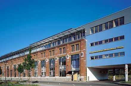 4-Raum-Büro mit Küchen- und Archivraum im beliebten Plagwitz nahe des Karl-Heine-Kanals
