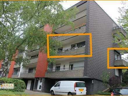 Seltene Gelegenheit!! Helle 3 Zimmer Wohnung mit 2 Balkone!!