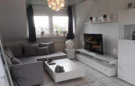 Schöne, gemütliche 2-Zimmer-Dachgeschosswohnung in Ibbenbüren
