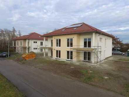 Pocking exclusive Neubau mit 4 Wohneinheiten, Terrasse, eig.Garten und Garagen