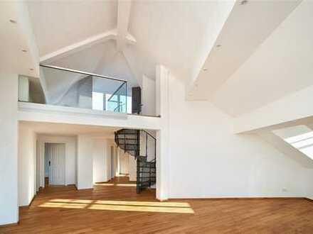 Exklusive 4,5-Zimmer Penthouse Wohnung in München/Innenstadt