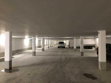 TG Stellplatz mit E-Lade-Wallbox ab Herbst 2021