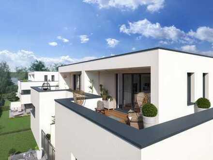 COMING SOON: CUBE Herrsching - attraktive Doppelhäuser