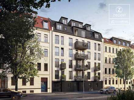 Provisionsfrei: Komfortable 1-Zimmer-Wohnung in attraktivem Neubau
