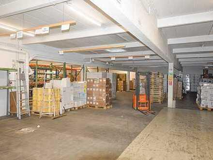 Hainholz: ca. 1.575 m² gepflegte Gewerbeliegenschaft