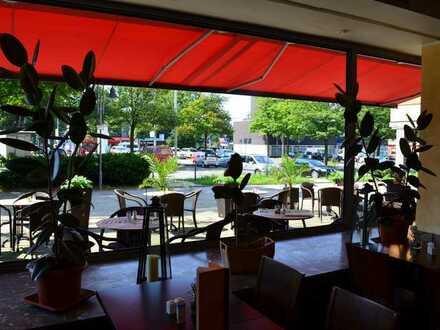 Cafe- Restaurant oder als Praxis- Büro in guter Citylage mit Parkmöglichkeiten