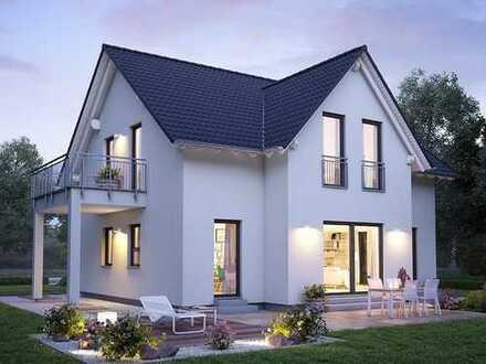 Dreigiebelhaus mit heller, großzügiger Raumgestaltung