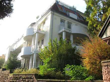 2-Zi. Singel-Wohnung mit Balkon in Weinheim