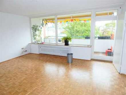Großzügige 4,5-Zimmer-Wohnung mit Süd- und Ost-Balkon in Laim