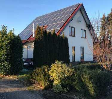Einfamilienhaus in Bad Essen unweit des Kanals gelegen