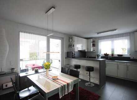 Neuwertige 4,5 Zimmer-Wohnung in Salonwald-Nähe